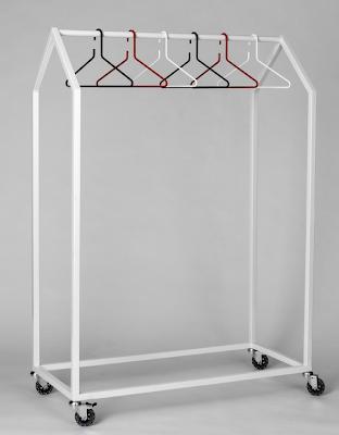mobile garment rack
