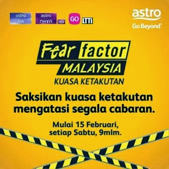 Fear Factor Musim 2 episode 11