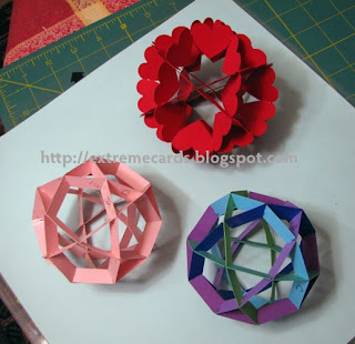 sliceform polyhedron