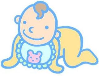 Clip artes de bebê