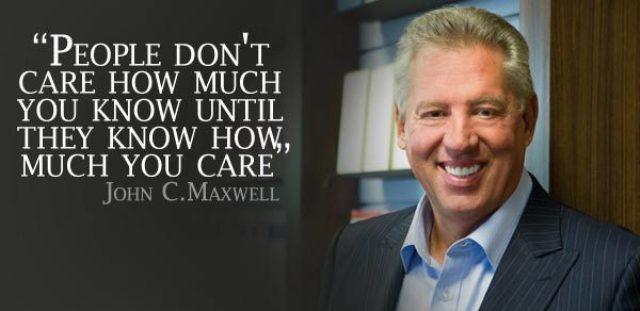 John C Maxwell Tokoh Motivator Terpopuler Dunia