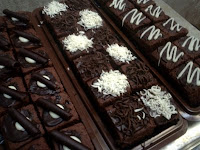 Resep Ala Brownies Amanda