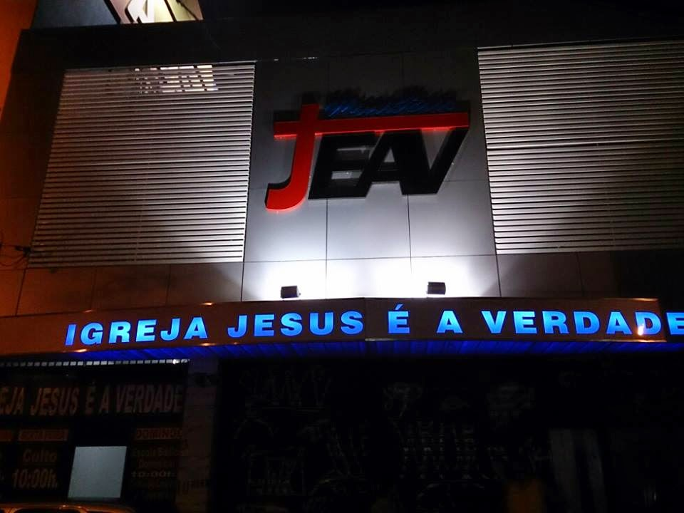 Minha Amada Igreja JEAV