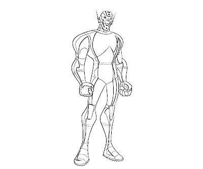 Age of Ultron Avengers Coloring Pages
