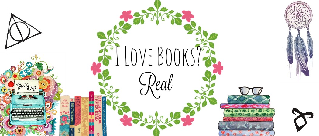 I Love Books? Real.