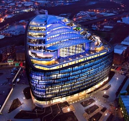 Edifício Sustentável em Manchester