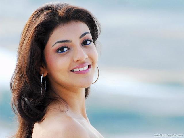 Telgu Actress Kajal Agarwal Wallpaper