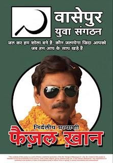 Nawazuddin Siddiqui in Gangs of Wasseypur 2