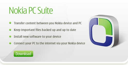 Download the latest version of Nokia PC Suite free in English on CCM