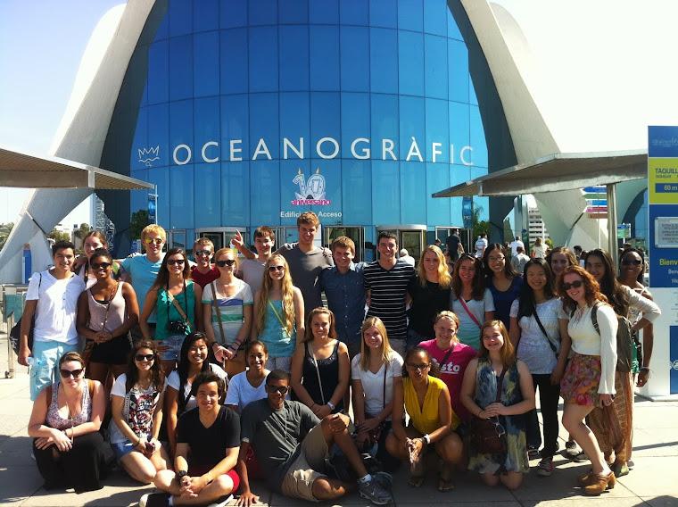Oceanogra`fico Valencia