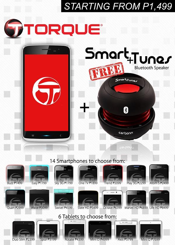 Torque Smart Tunes Brochure
