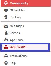 Link GAS-WORLD untuk memulai membuat saham anda