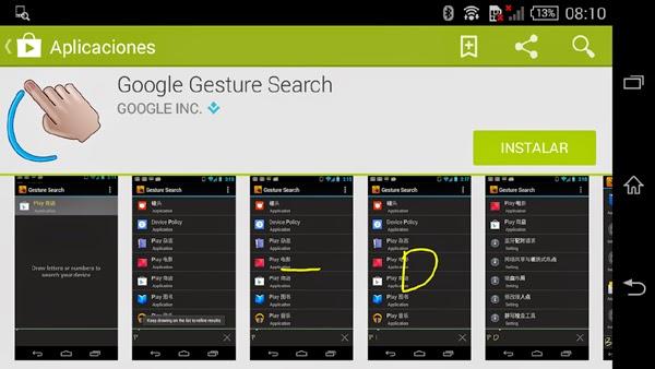 Como Utilizar La Interfaz De Control De Gestos De Google