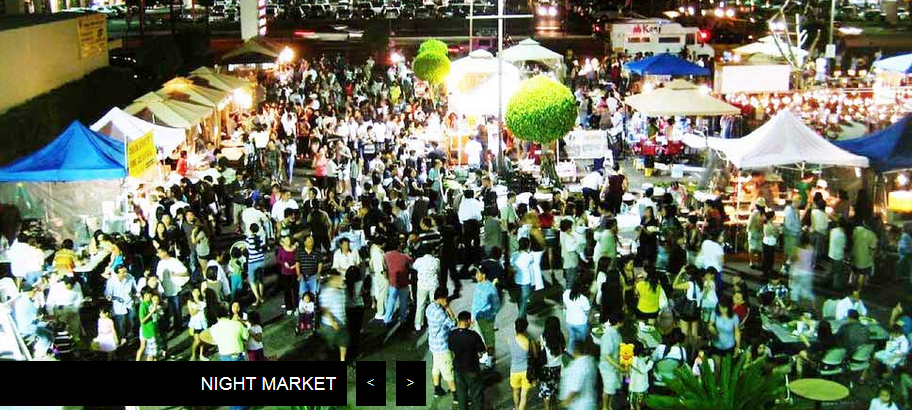 viet food food trucks more asian garden mall night