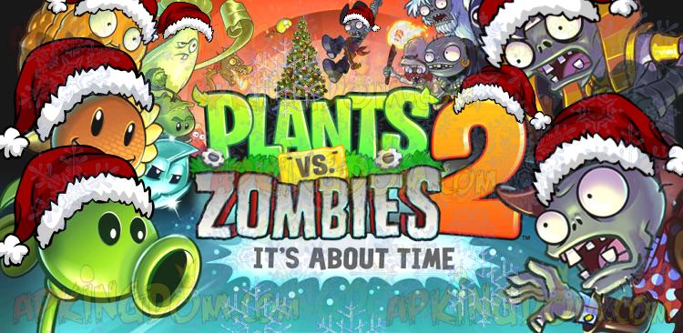 en Plantas Contra Zombies 2