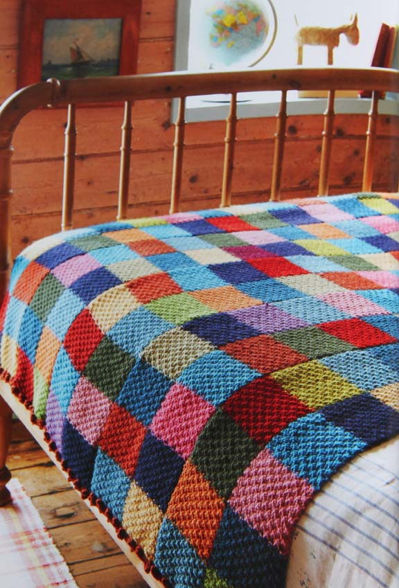 Getting Stitched on the Farm: Jane Brockets Gentle Art of Knitting + a G...