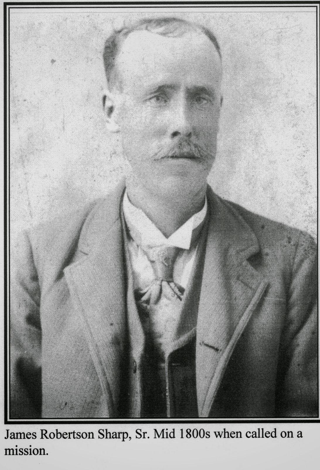 James Robertson Sharp