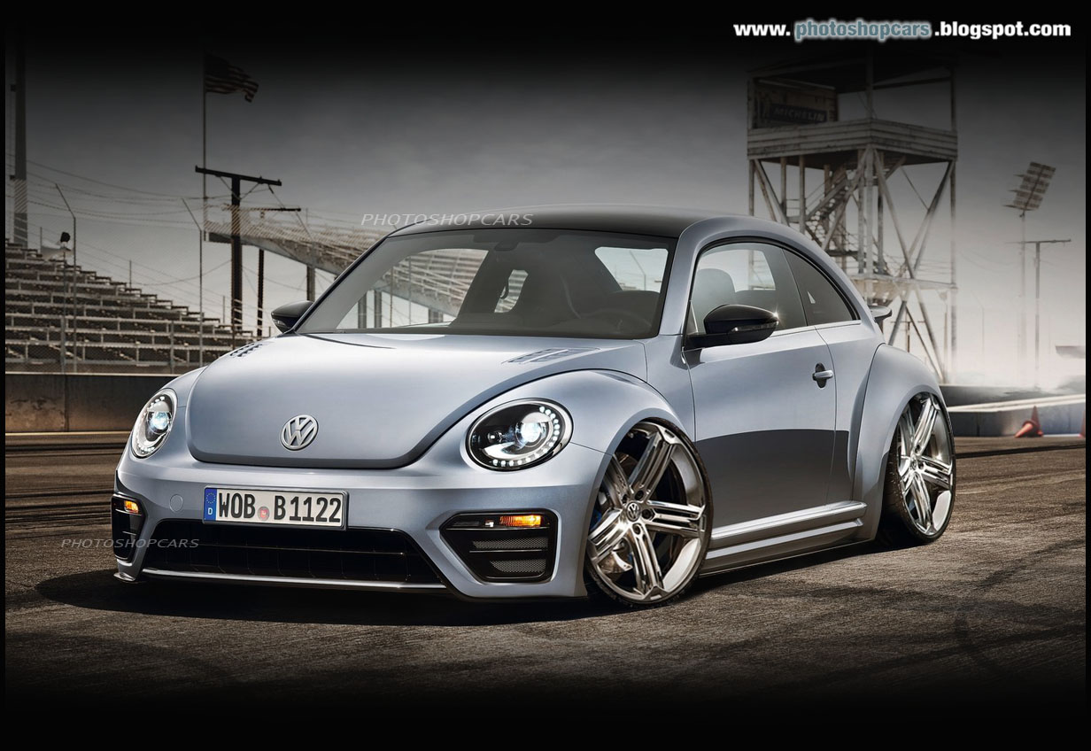 new beetle tuning e rebaixado
