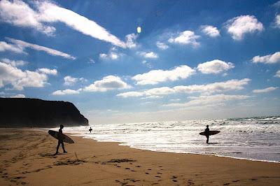 Praia Grande Beach (Sintra)