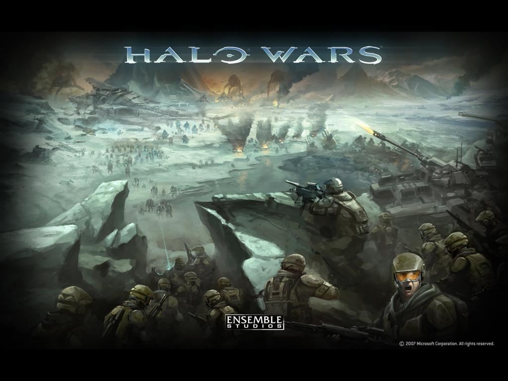 Halo HD & Widescreen Wallpaper 0.452836534886695