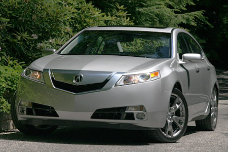 2013 Acura on 2013 Acura Tl Redesign   Autos Weblog