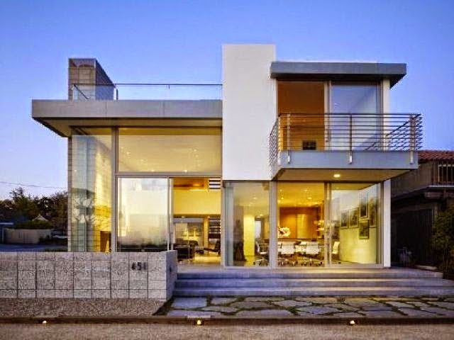 That Is Some Residential With European Style Minimalist Concept, May Be A  Reference For You Who Have Been Confused Thinking Dream Home.