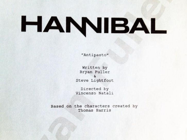 Hannibal - Episode 3.01 - Title Revealed