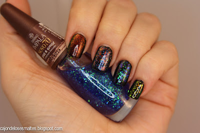 Nfu Oh - Sweet Color - Impala - Etude House - flakes flakies flocados