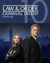 LAW AND ORDER: CRIMINAL INTENT SEASON 10 DVD