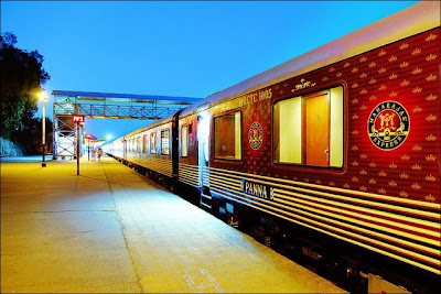 Beautiful Maharaja Express