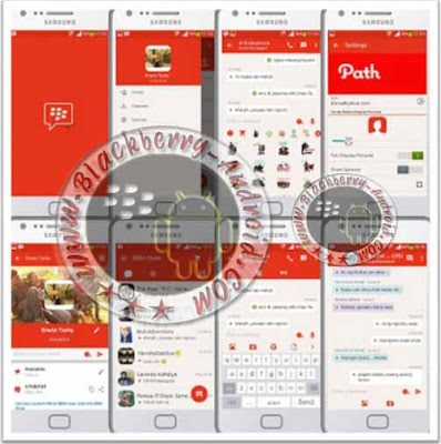 BBM MOD PathRick Tema Path Not Clone V2.9.0.45 Apk