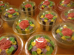 Cupcakes in Dome Casing