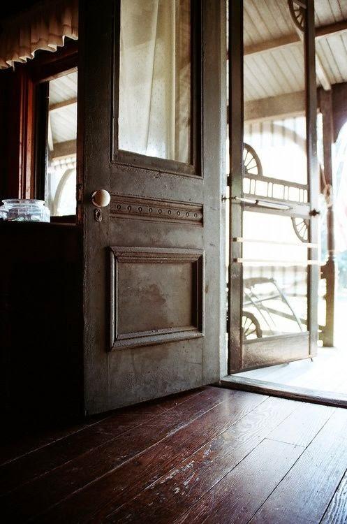An Uncomfortable Life: Open Doors