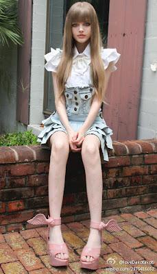 3kotakoti 6 Wanita Ini Cantik Seperti Barbie