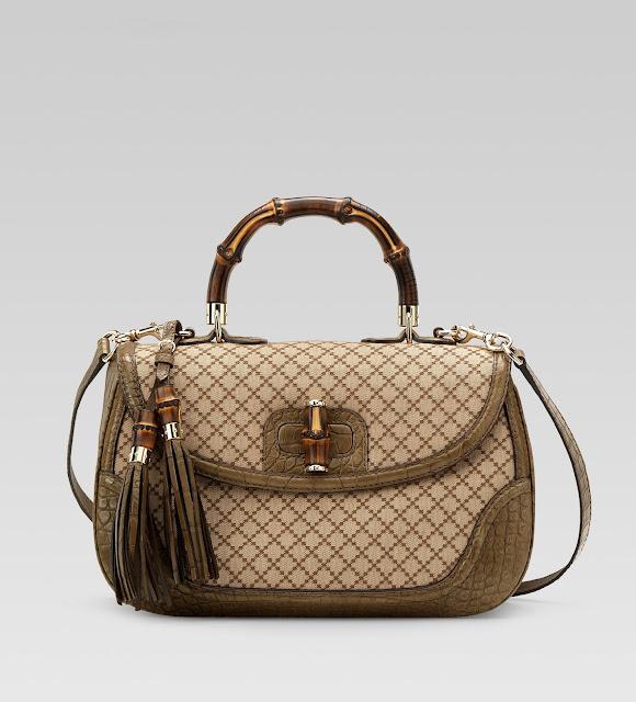 Bamboo Gucci Handbag5