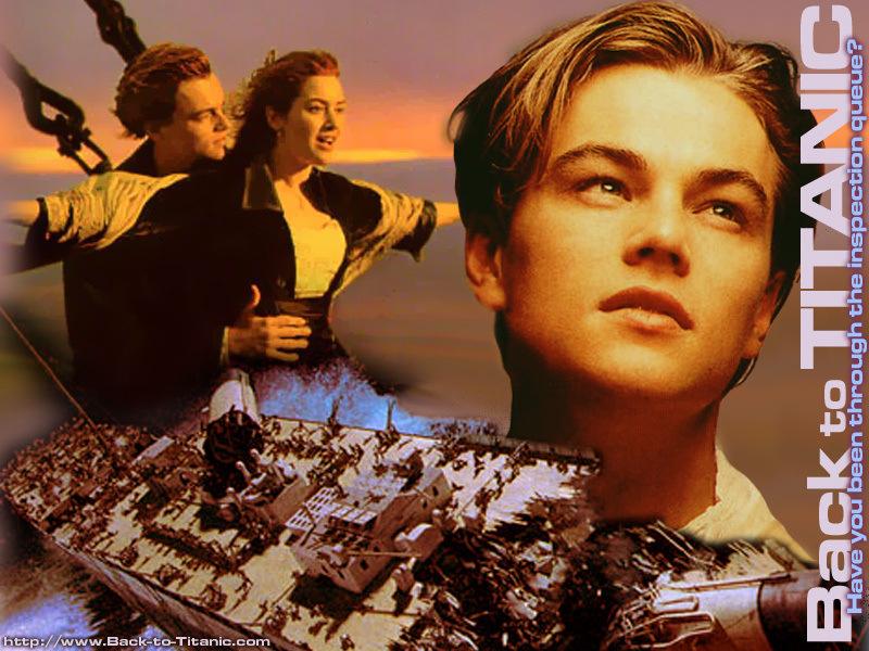 Was the titanic movie true