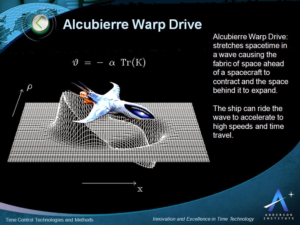 nasa alcubierre drive - photo #3