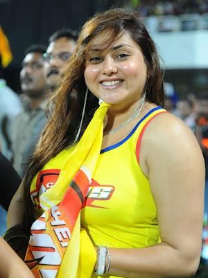 Namitha Big Cleavage Photo Gallery