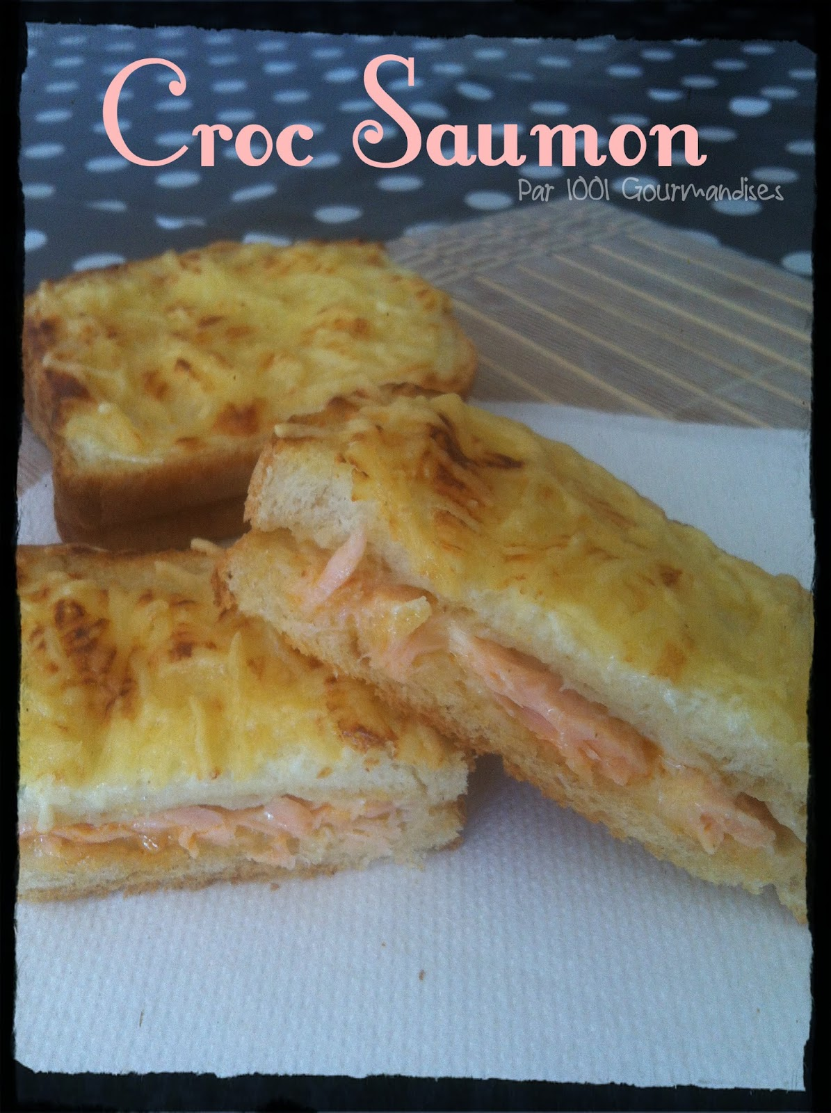 Les crocs saumon au four blogs de cuisine for Cuisine 0 crocs