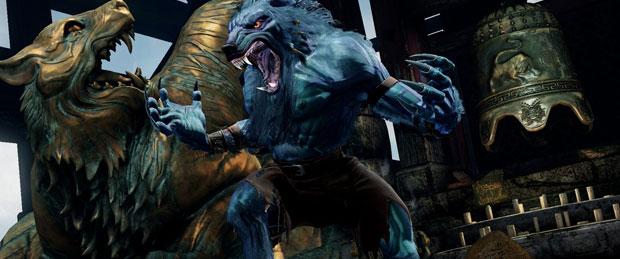 Killer Instinct Gameplay Footage