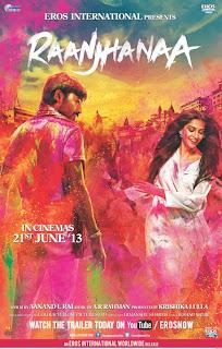 Watch Raanjhanaa (2013) movie free online