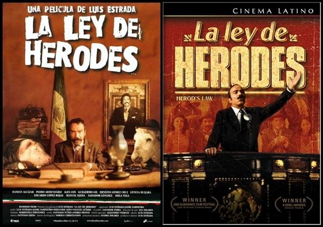 ley, Herodes, Estrada