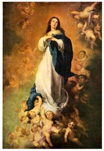 THE ASSUMPTION OF MARY INTO HEAVEN