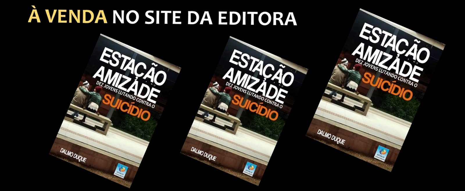 JÁ À VENDA NO SITE DA EDITORA