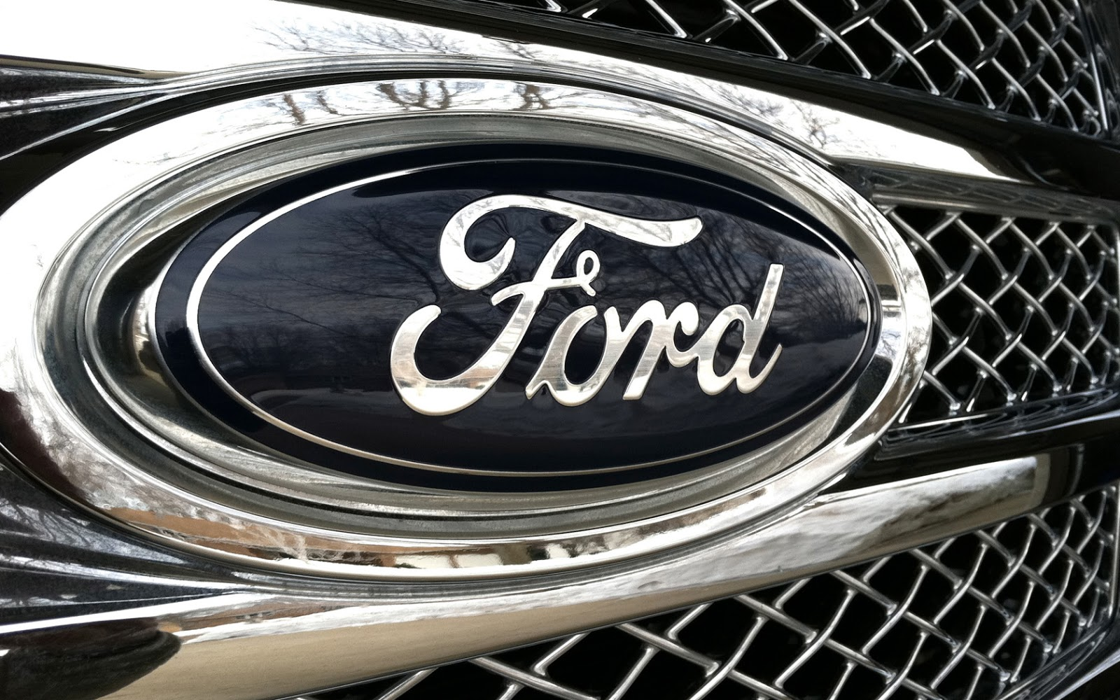 Car Logos Ford Logo