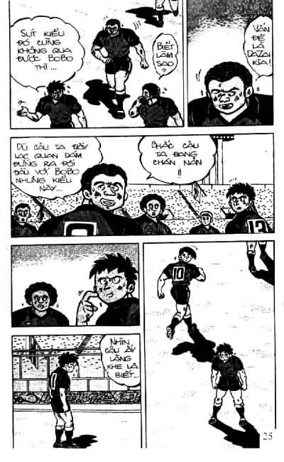 Jindodinho - Đường Dẫn Đến Khung Thành III  Tập 25 page 25 Congtruyen24h