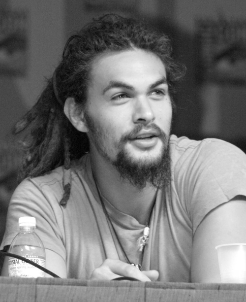 Jason Momoa as Drogo