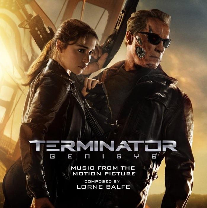 TERMINATOR: GENISYS Soundtrack (Lorne Balfe)   The ...