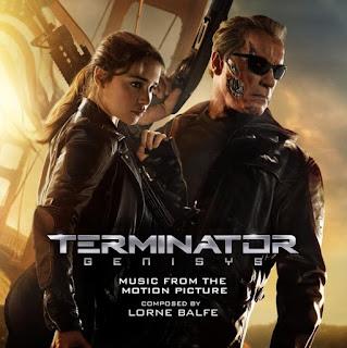 Terminator: Genisys Soundtrack by Lorne Balfe