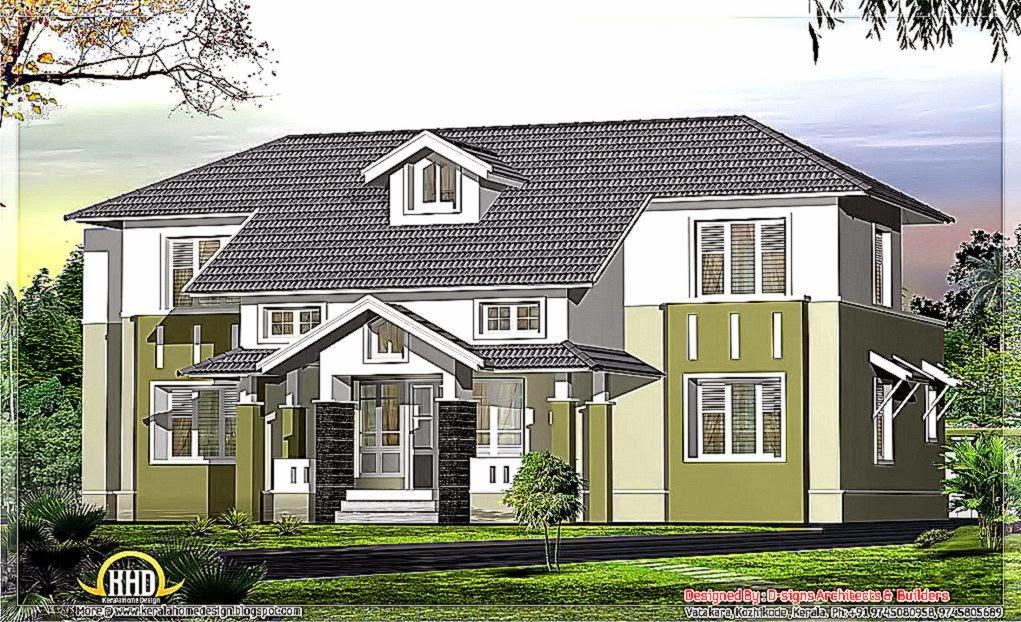 Desain Atap Modern Untuk Rumah